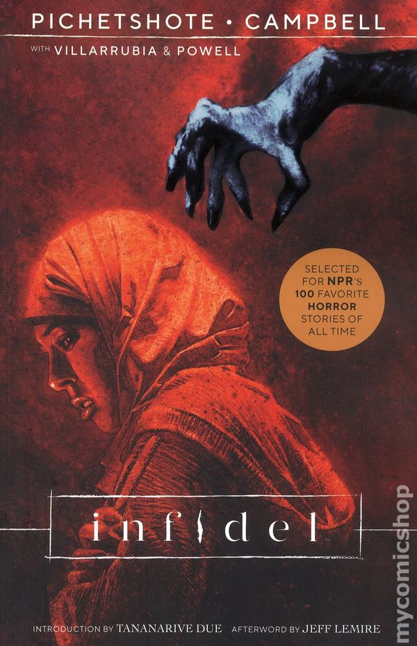 Infidel comic books issue 1