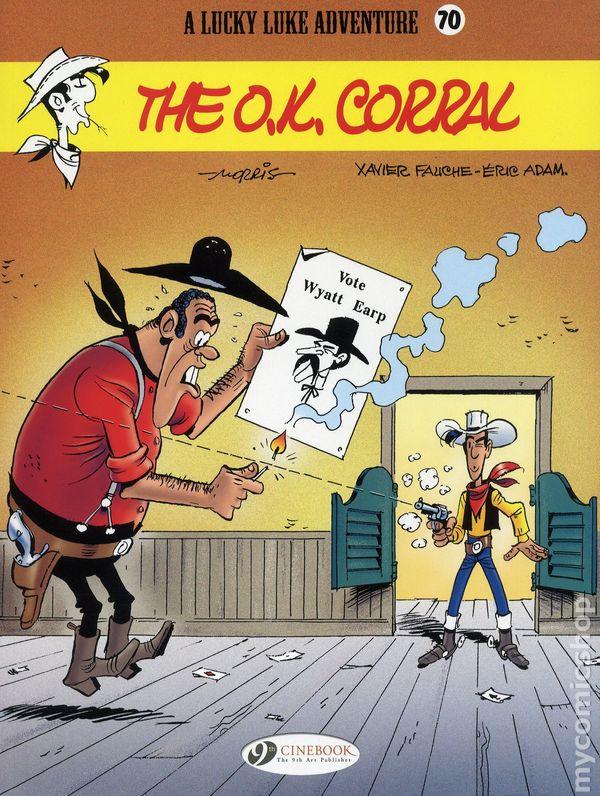 Lucky Luke - Lucky Comics 14 - Fil qui chante Le