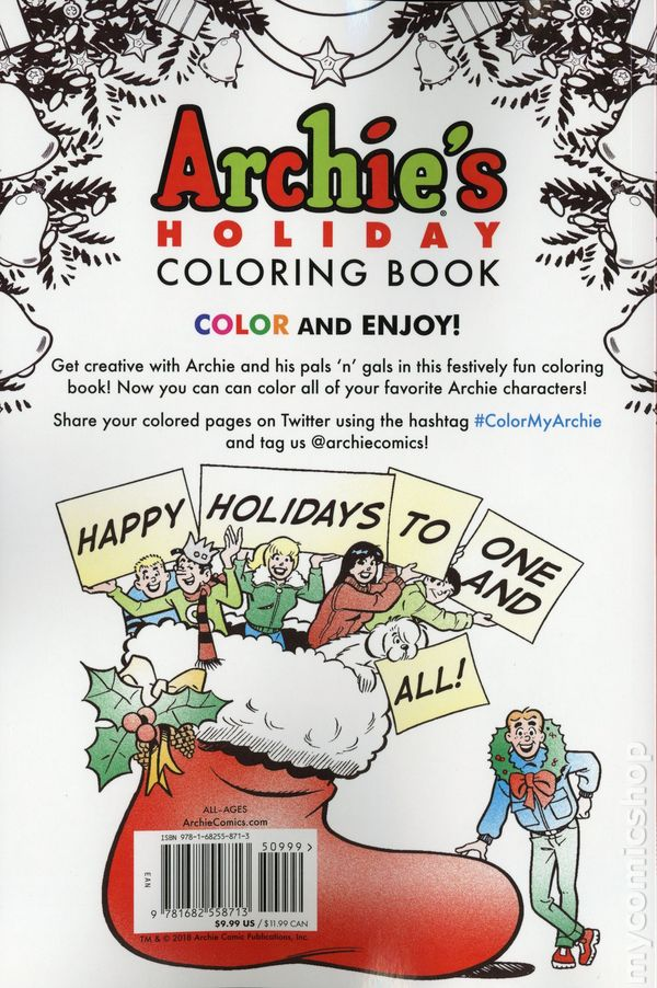 Comic books in \'Collectible Coloring Books\'