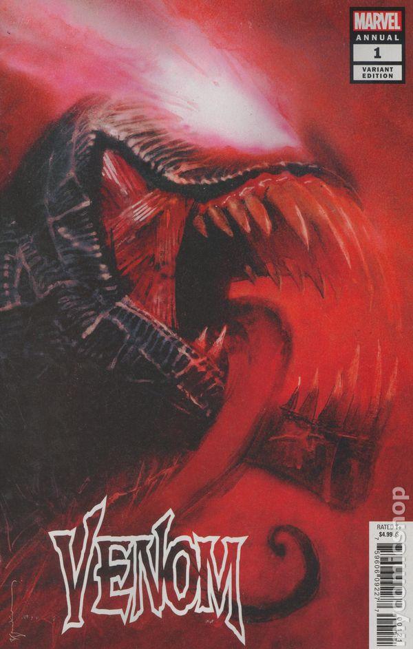 Venom (2018 Marvel) Annual comic books