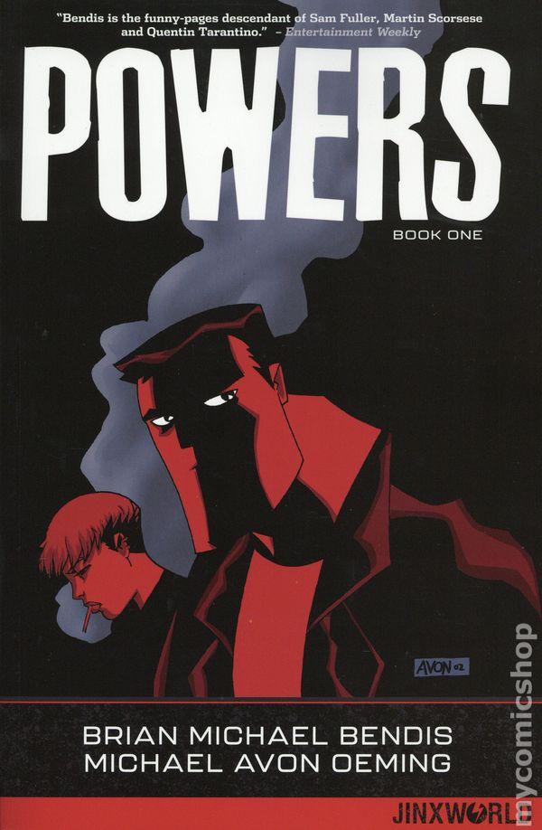 Powers Tpb 2018 Dc Jinxworld Edition Comic Books