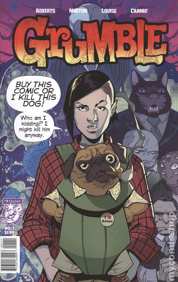 Final, grumble comic strip fantasy