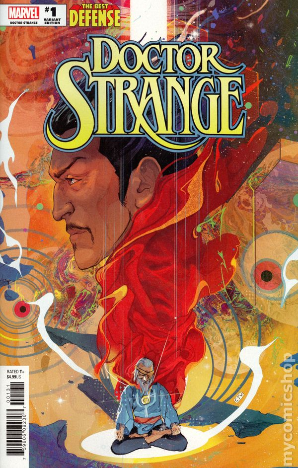 Best Comics Of 2020.Doctor Strange The Best Defense Comic Books Issue 1 2018 2020