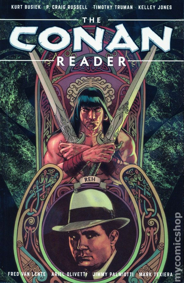 Conan Reader TPB (2019 Dark Horse) comic books