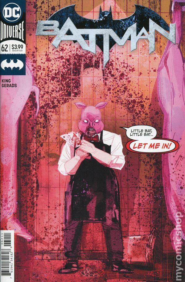 Batman Legends of the Dark Knight No.62 1994 Chuck Dixon Ron Wagner Mike Mignola