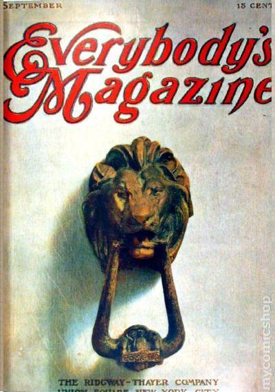 Comic books September 1905