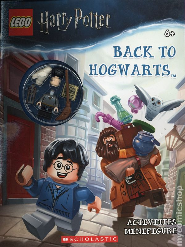 Harry Potter Lego Minifigures List