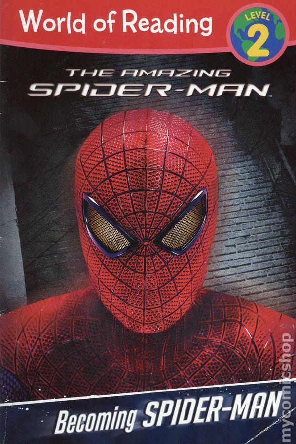 Amazing Spider Man Becoming Spider Man Sc 2012 Marvel Press Comic Books