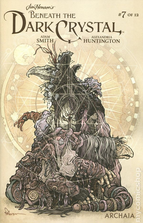 Beneath the Dark Crystal #11A 2019 NM Stock Image Archaia