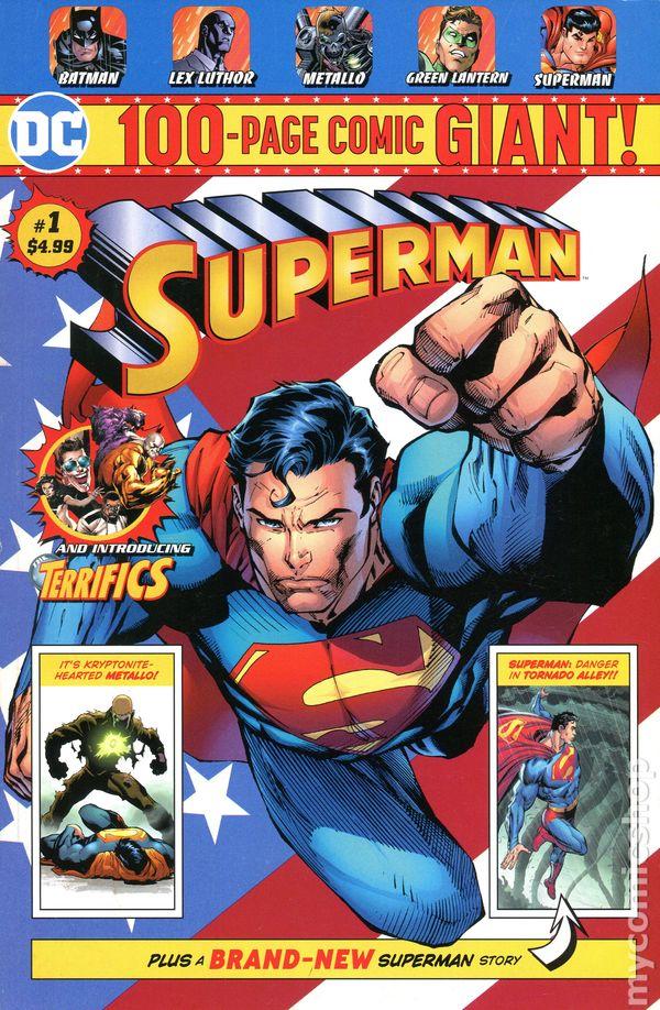Leviathan Rising 20 books total. Run 2018 DC Comics: Superman #1-19,