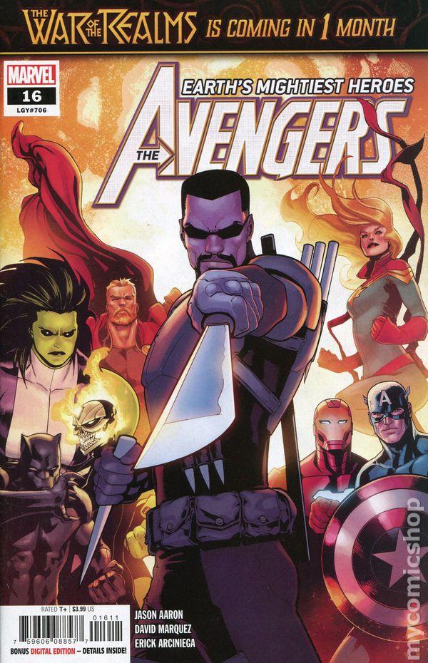Marvel Avengers #16 Comic Book 2013 NOW