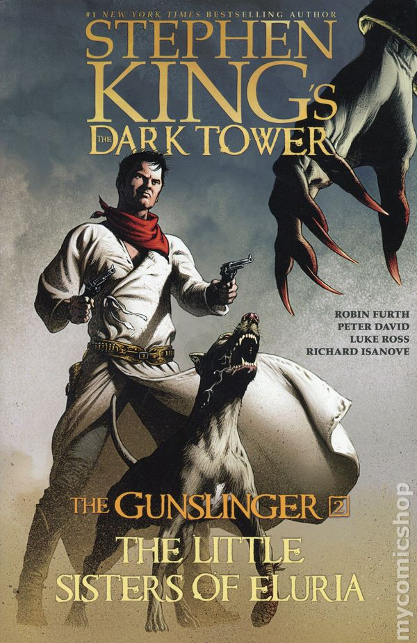 Dark Tower The Gunslinger Hc 2019 Gallery 13 2nd Edition Comic Books