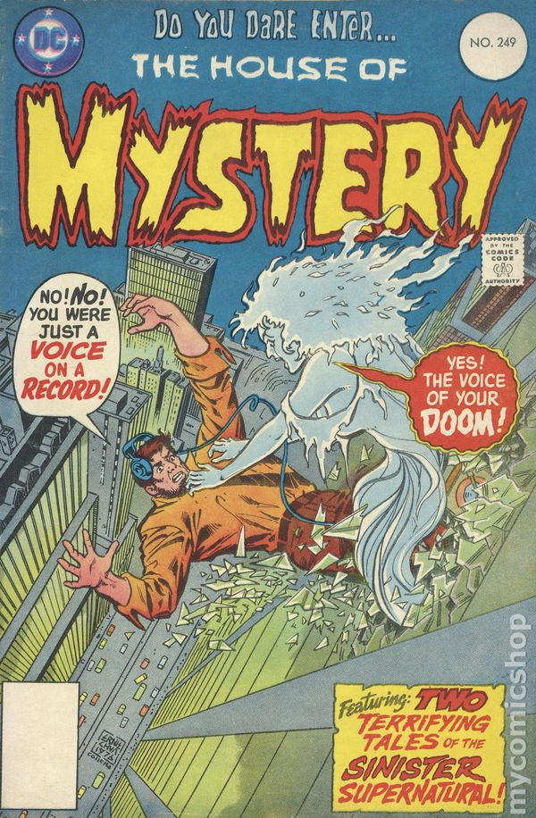 House Of Mystery (1951-1983 1st Series) National Book