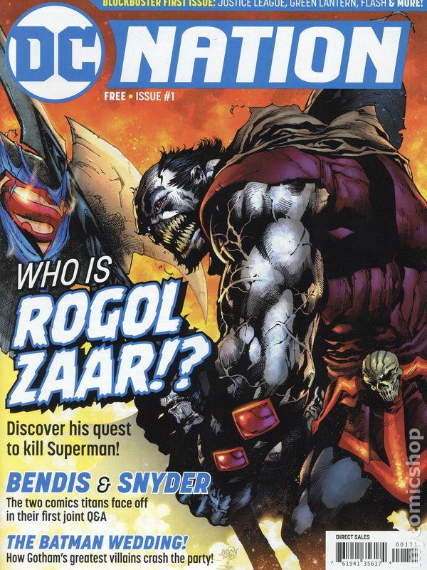 Comic books in 'Batman'