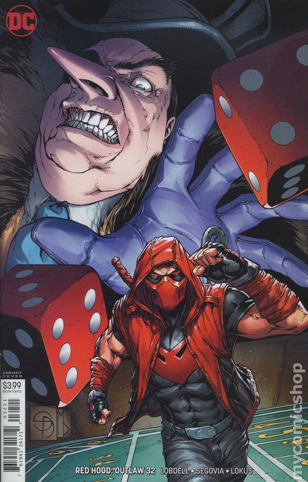 !! RED HOOD OUTLAW 2018 DC Comics Set # 27-32 NM
