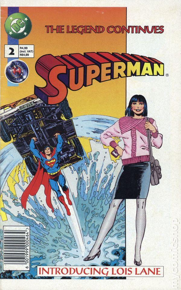 Super comic books issue 2