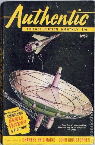 Comic books November 1953