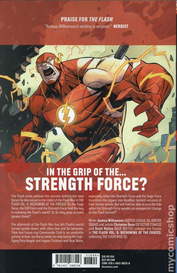 a35876333bf Flash TPB (2017- DC Universe Rebirth) 9-1ST graphic novel