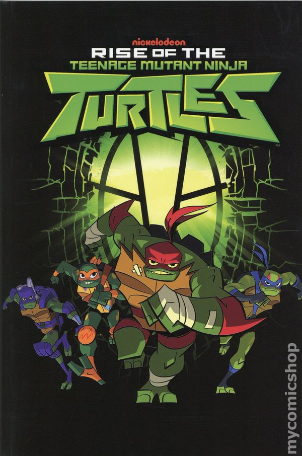 Details about Rise of the Teenage Mutant Ninja Turtles TPB (IDW)  Nickelodeon #1-1ST 2019 NM