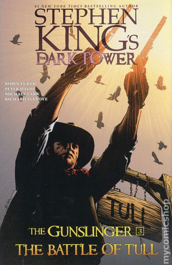 Comic Books In Dark Tower Tpb Stephen King