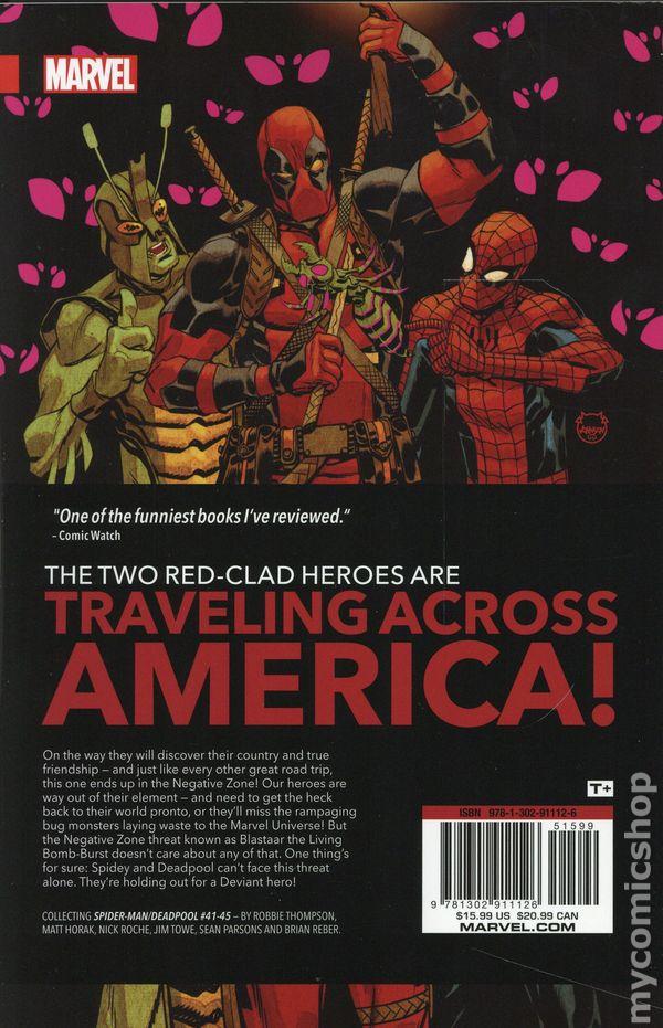 DEADPOOL 8 Heft Marvel Comic September 2019