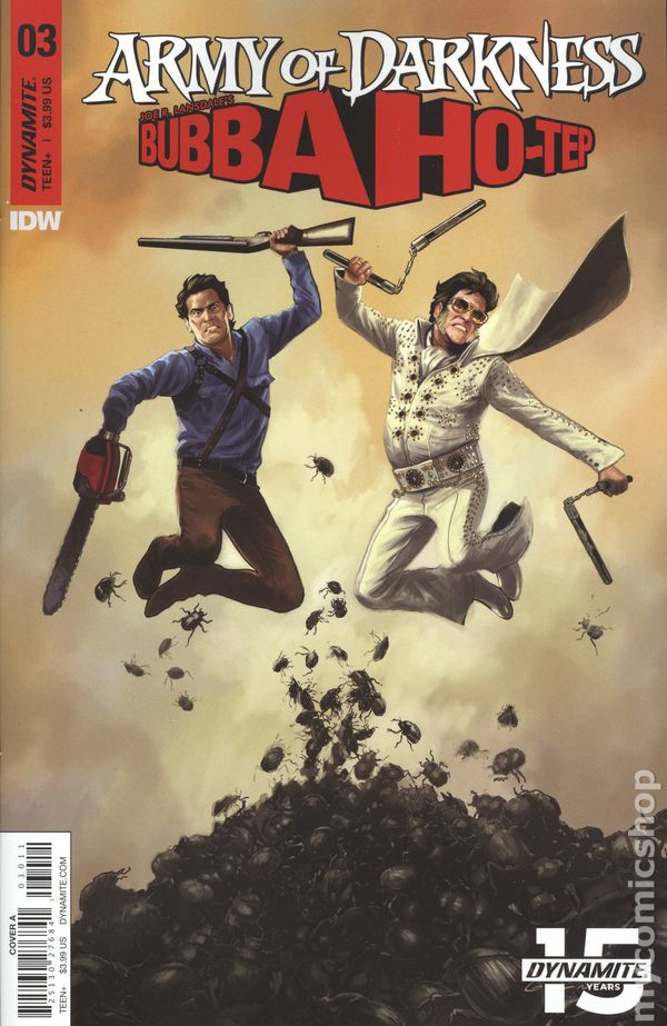 Army of Darkness Bubba Hotep (2019 Dynamite) comic books
