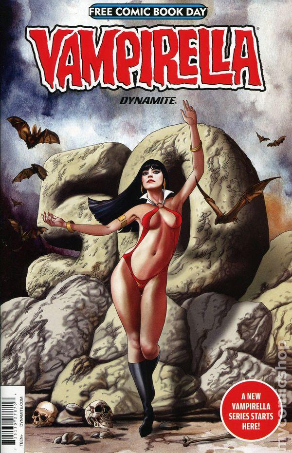 VAMPIRELLA #0 COMIC COVER C 1 IN 100 COPY CAMPBELL SNEAK PEEK INCENTIVE VARIANT