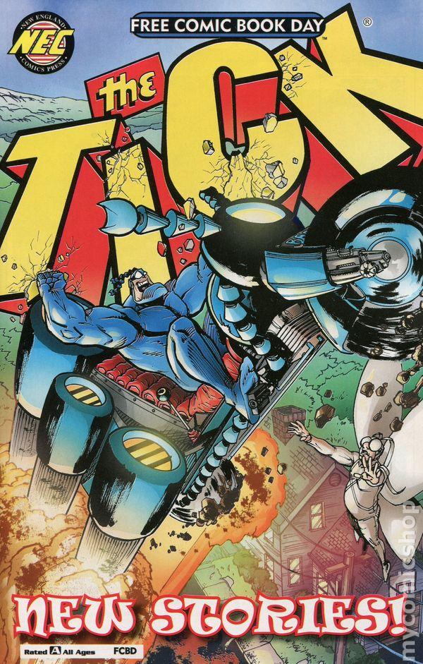 Comic books in 'FCBD'