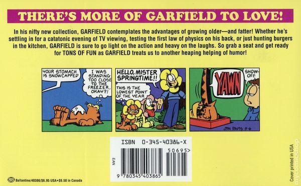 Presseheft ´06 Bücher & Skripte Garfield 2