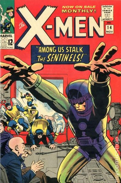 Marvel Comics AMAZING X-MEN #14 first printing Axis tie in
