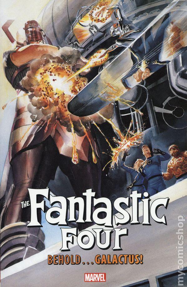 Fantastic Four The Resurrection of Galactus HC Premiere Edition #1-1ST NM
