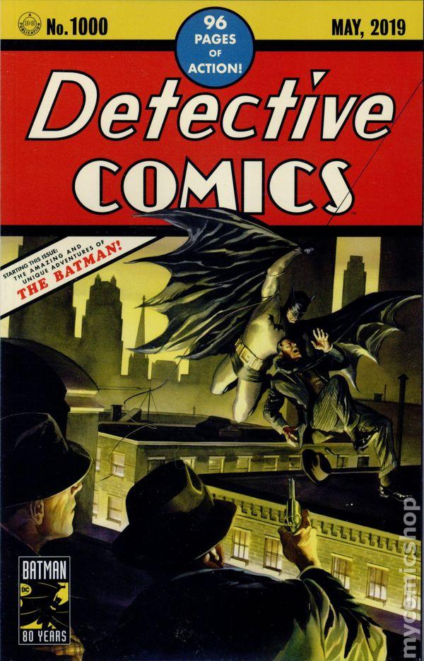 Detective Comics #1000ROSS.A