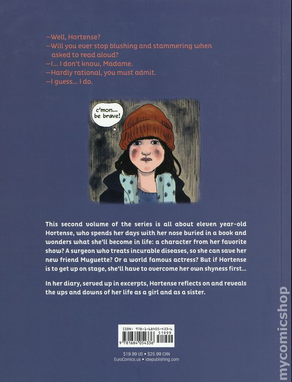 Four Sisters TPB (2018- IDW) 2-1ST NM