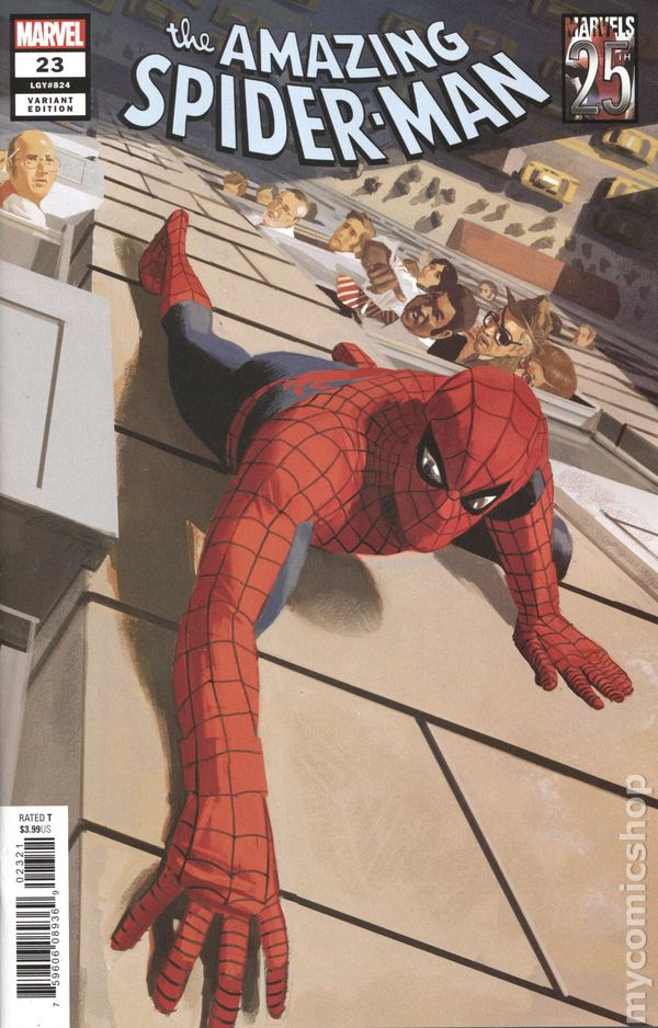 2019 MARVEL Comics The AMAZING SPIDER-MAN #23b ~ VF//NM Book