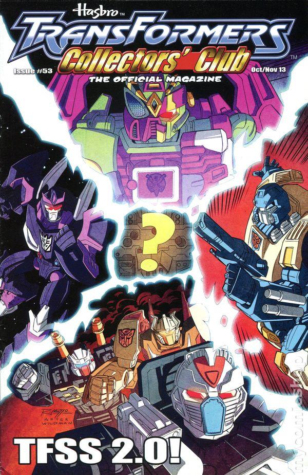 Comic books in 'Transformers'