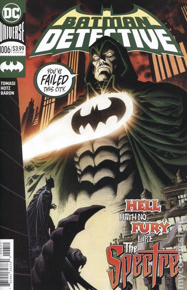 Detective Comics #1006A
