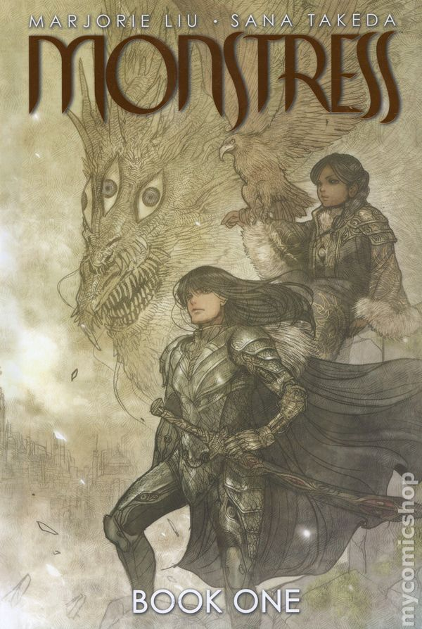 MONSTRESS #1  NM REPRINT IMAGE FIRSTS