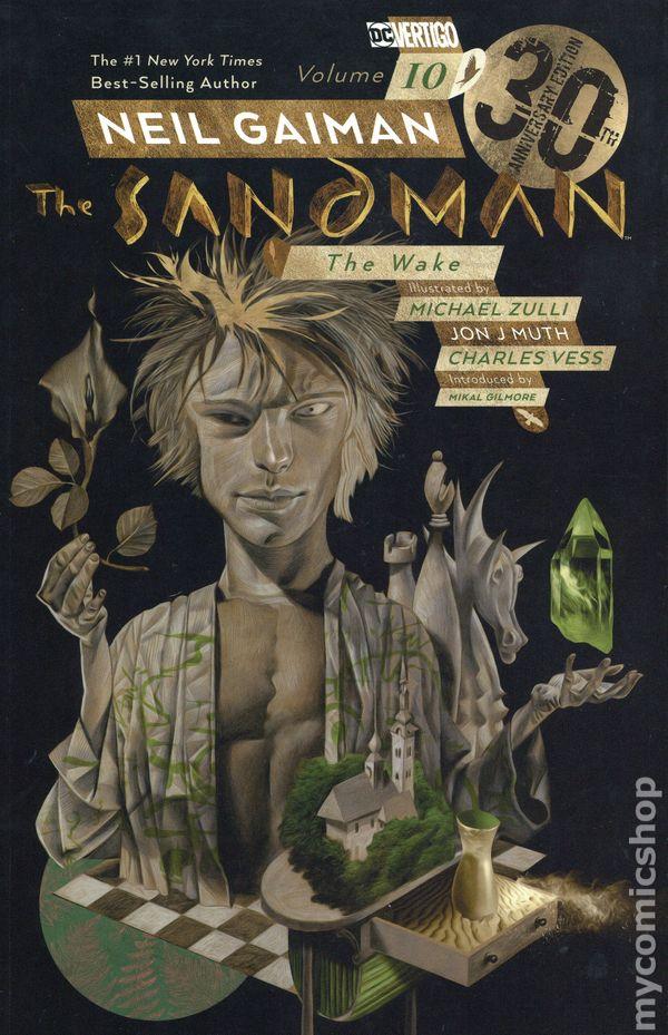 Sandman comic books issue 10