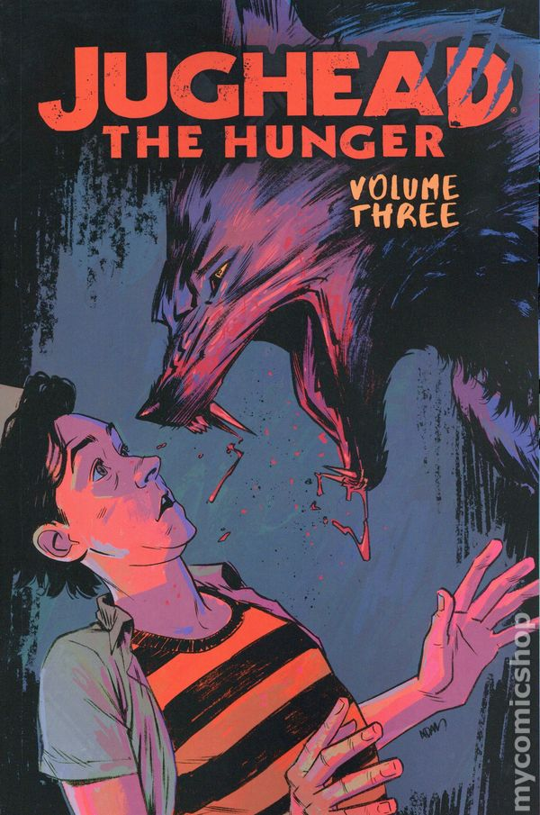 Jughead The Hunger Tpb 2018 Archie Comic Books