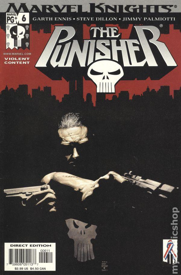 Punisher Marvel Panini ab 2010 Nr 1 bis 6