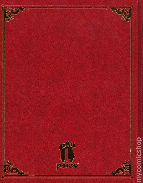 Pathfinder comic books issue 1