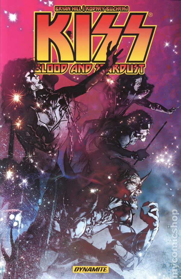 V Wars TPB Graphic Novel Collection #1-1ST NM 2019 Stock Image