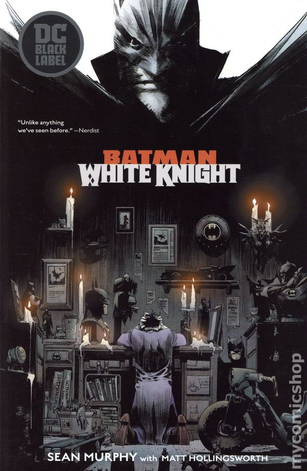 DC 2019 BATMAN White Knight HC Sean Murphy NM Brand New JOKER HARLEY QUINN