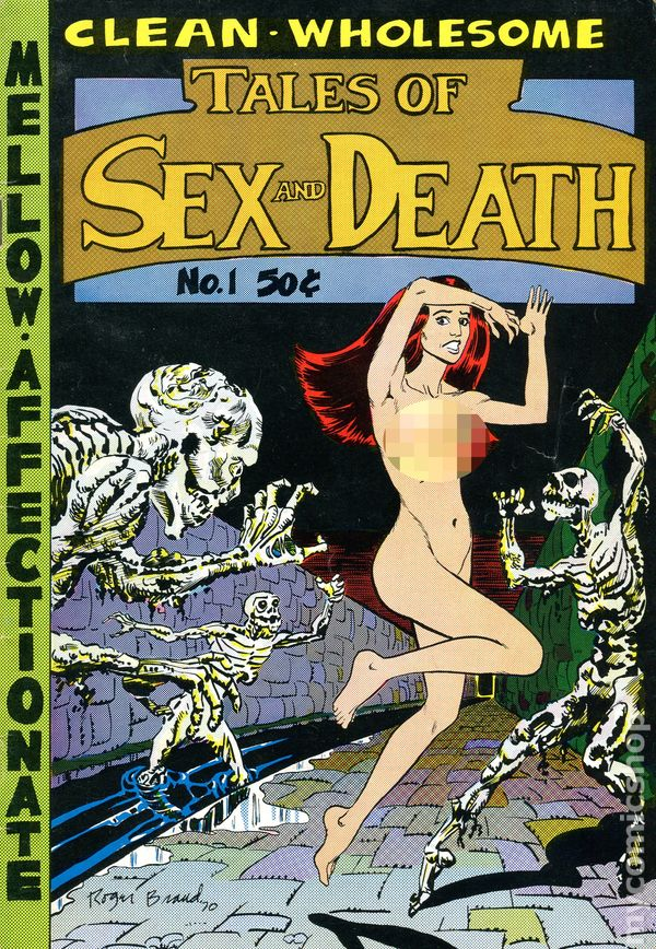 Tales Of Sex And Death 1971 Comic Books-9259