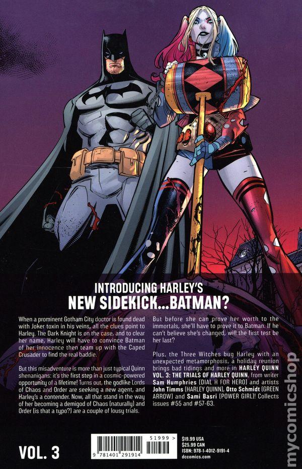 Half Moon Bay Porte-monnaie Harley Quinn Puddin/' DC Comics