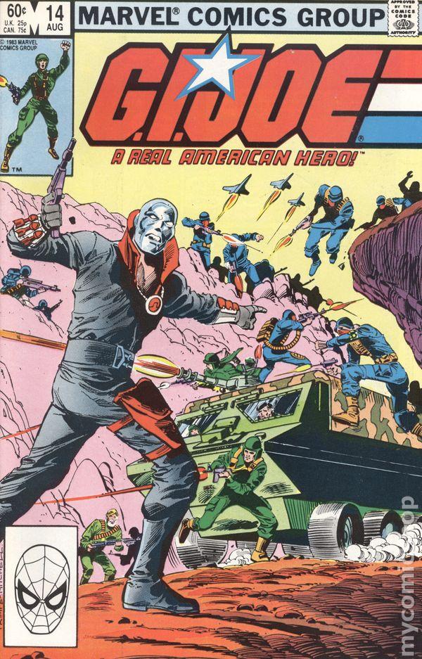 G.I JOE A REAL AMERICAN HERO #47 NM 1982 MARVEL COMICS 1st PRINT