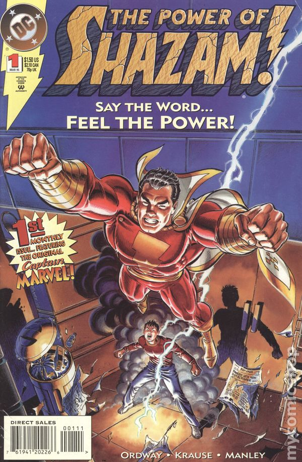 of 6 Comic Book Americas Got Powers #1 Image