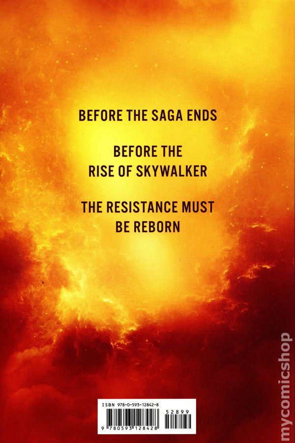 Star Wars Resistance Reborn Hc 2019 A Del Rey Novel Journey To Star Wars The Rise Of Skywalker Comic Books