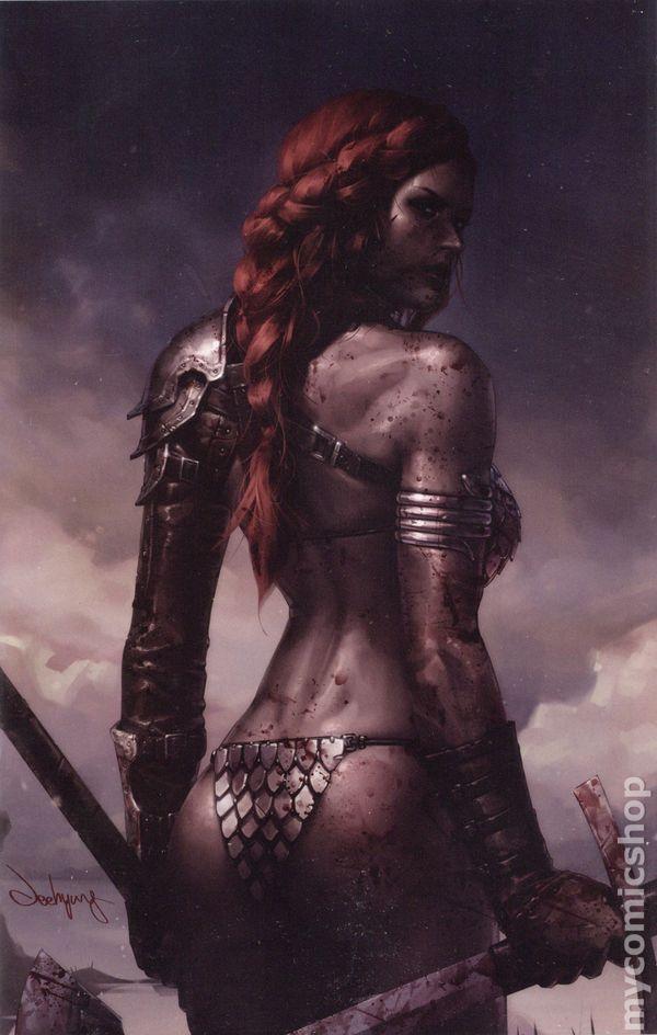 Red Sonja Vol 5 #7 Cover E NM 2019 Dynamite Vault 35