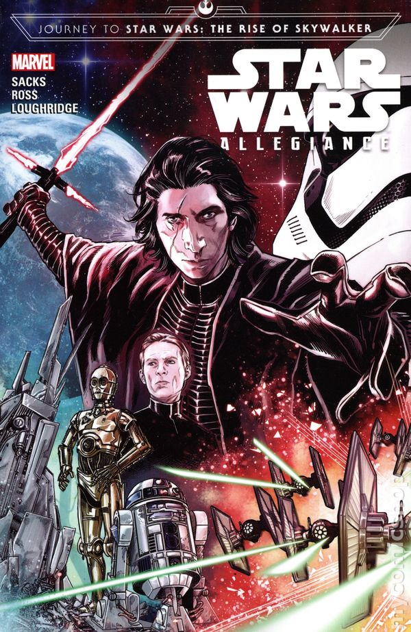 Comic Books In Journey To Star Wars The Rise Of Skywalker